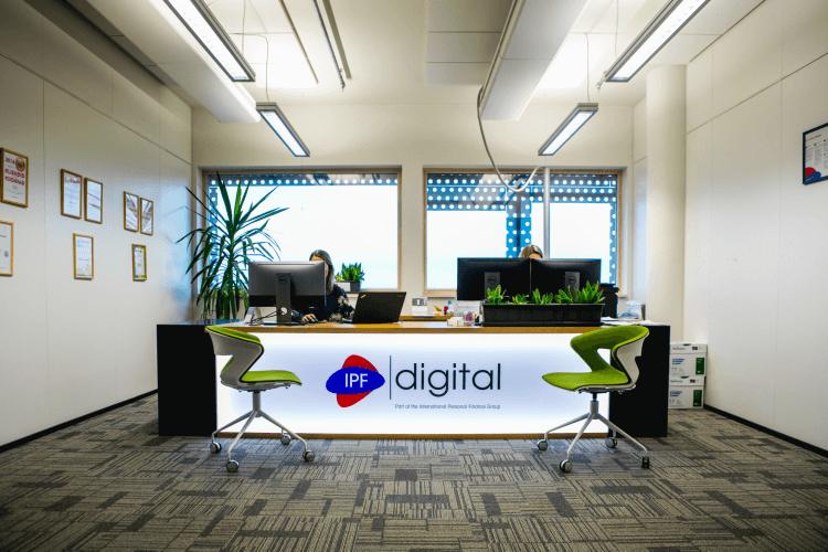 IPF Digital Eesti. Credit24.